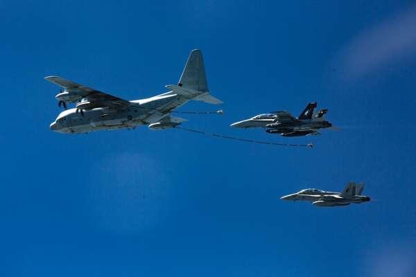 駐日美軍軍機相撞  美方停止搜救,5名失聯陸戰隊士兵宣告全數罹難
