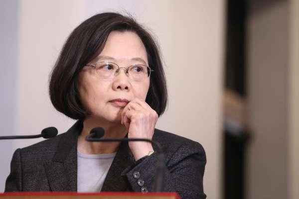 林建山專欄:蔡英文苟不利投資 又怎能救臺灣經濟