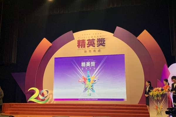 運動》戴資穎年度最佳女運動員 男運動員李智凱脫穎而出