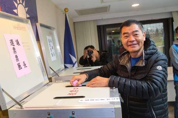 國民黨台北市正副議長初選 陳錦祥、葉林傳出線