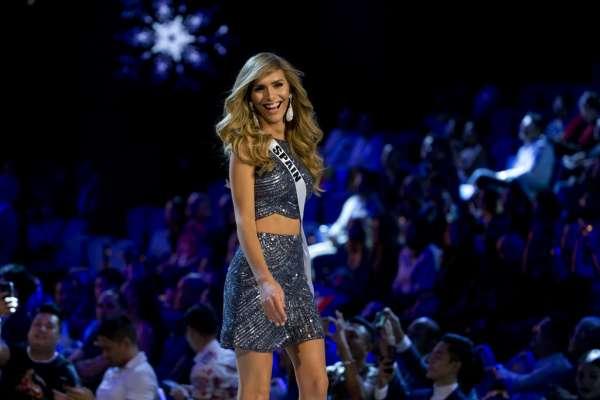 「妳有權活出美麗自信!」西班牙首位「跨性別」佳麗,將角逐2018環球小姐后冠