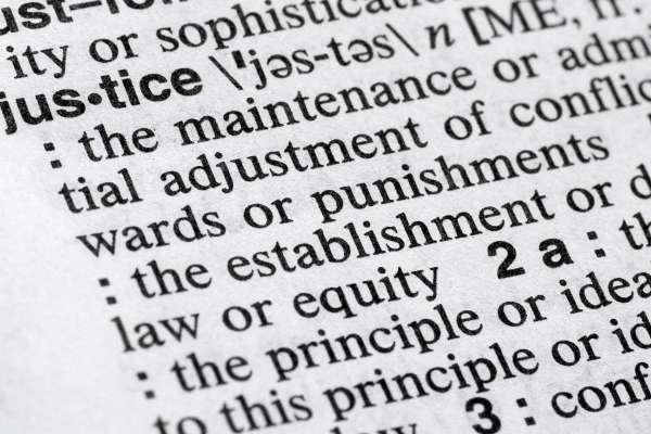 從「通俄門」調查到川普私人律師被判刑 韋氏字典2018年度風雲字:Justice