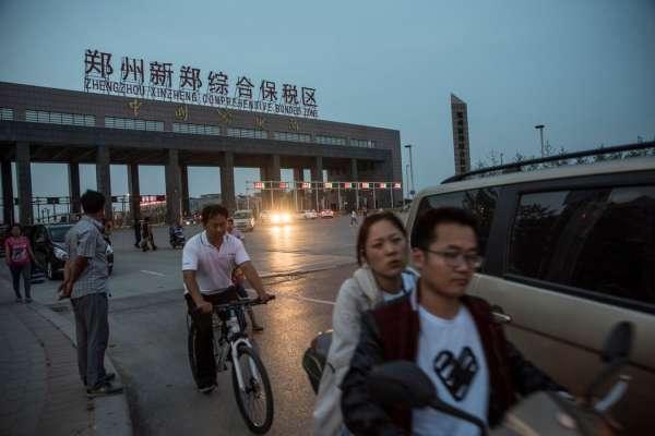 華爾街日報》全球最大iPhone生產基地,富士康鄭州廠遭河南洪水侵襲