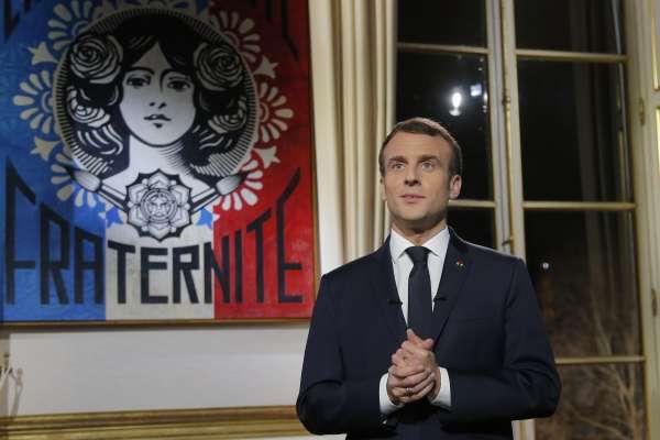 黃背心之亂、親信醜聞與傲慢形象讓他支持率腰斬!法國馬克宏總統為2019年許下3個願望
