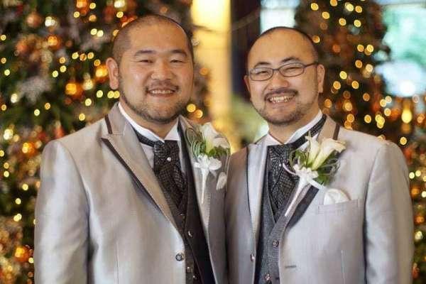 日本同婚憲法訴訟即將登場!追求合法「夫夫關係」的兩位日本大叔:相場謙治與古積健的故事