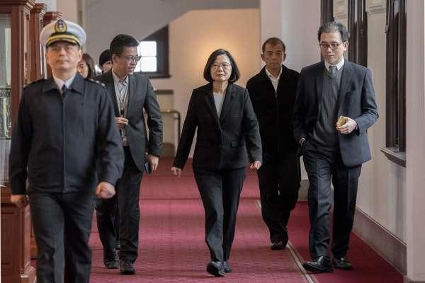 楊繼昌觀點:台灣可以推動兩國四制