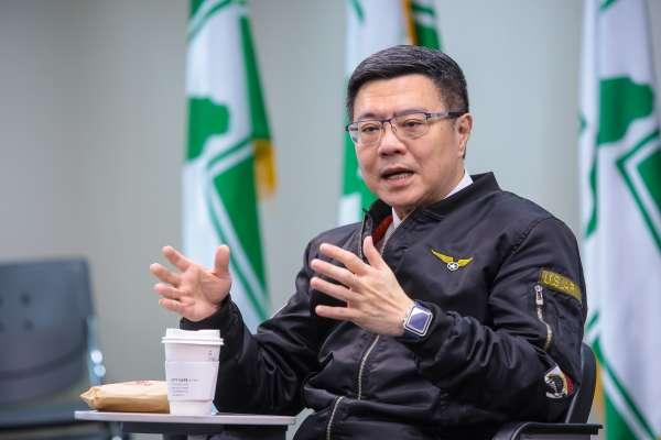 立委補選要「保三搶三」 卓榮泰:3、4月進行總統初選