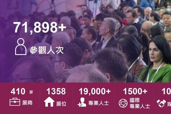 超過七萬人次參與!2018 台灣醫療科技展精彩回顧