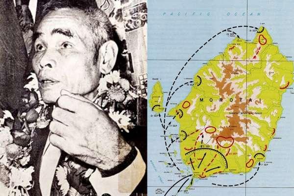 孤島叢林頑抗30年,堅信「日本沒戰敗」…從二戰被遺忘的阿美族日本兵,看見台灣人的悲哀