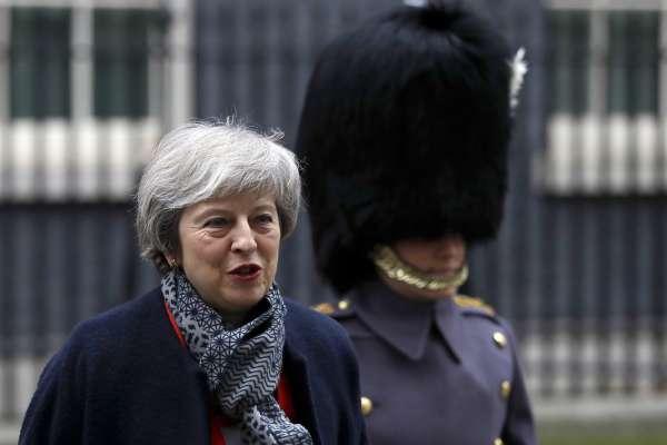 告英國同胞書》國會表決前最後一搏!首相梅伊演講警告:否決我的協議等於封殺脫歐