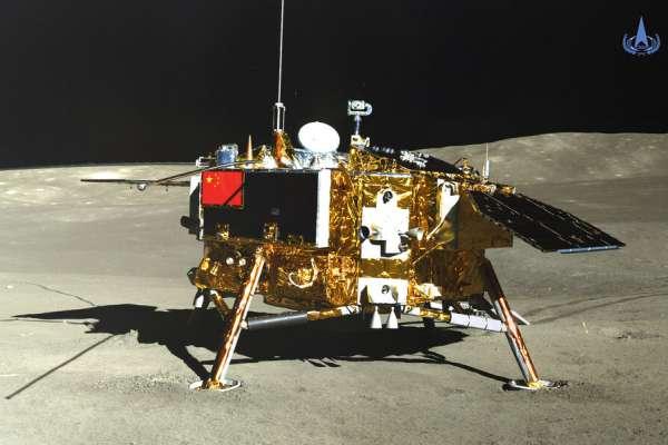阿波羅登月50周年》嫦娥四號、嫦娥五號……今日中國正在征服月球!
