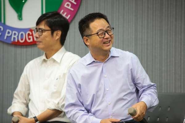 吳典蓉專欄:重出江湖 羅文嘉是轉化民進黨還是被同化