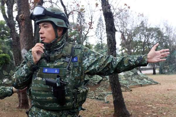 受官兵歡迎!輕量、裝彈數多 陸軍新手槍T-75K3戰備操演默默亮相