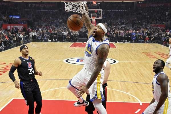 NBA》表弟首戰15分鐘6犯離場 回歸即擊沉快艇