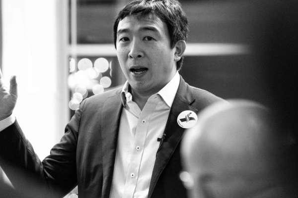 亞裔第一人!青年企業家楊安澤要競選2020年美國總統:「我以身為台裔美國人為榮」