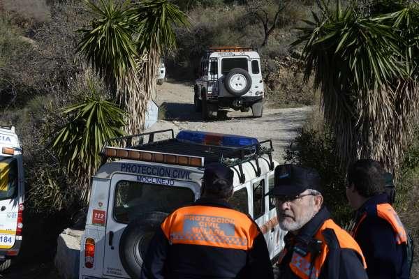 爭分奪秒!西班牙2歲男童摔落逾百公尺深井10天 救難人員不分晝夜搶救小生命