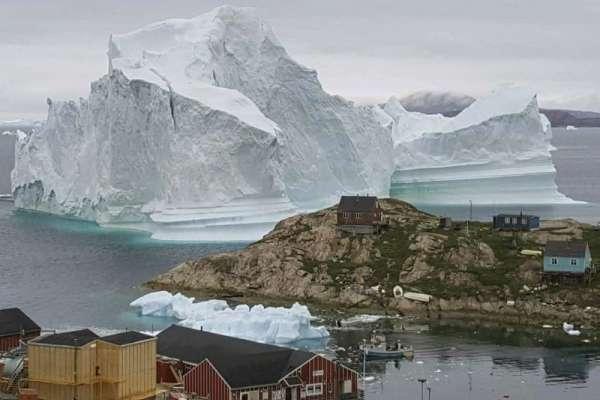 格陵蘭一天融冰20億噸,可填滿40萬座奧運泳池!科學家:2019年會是超級融冰年