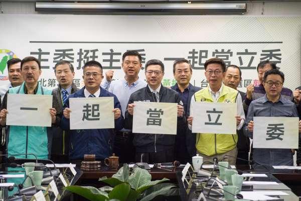 獨家》「韓流仍強,不宜正面衝撞!」民進黨內怯戰,台南立委補選拉警報