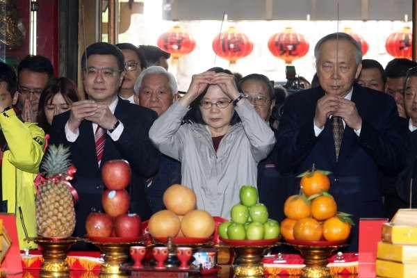 觀點投書:蔡政府最缺的「台灣驕傲」:溫暖的心