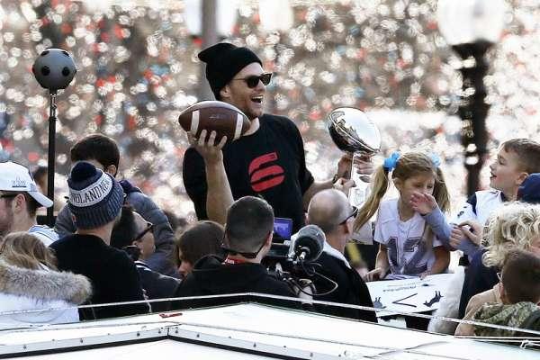 NFL》超級盃6冠還不算「偉大」? 布雷迪:希望別人笑我又老又慢