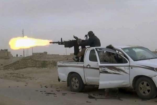 征討「伊斯蘭國」最終決戰!庫德族「敘利亞民主軍」直搗IS最後據點巴古茲