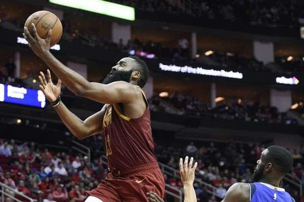 NBA》哈登連續30場得分至少30分助隊贏球 保羅助攻數也來到史上第8