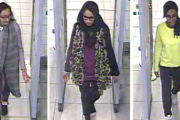 4年前她離家出走成為伊斯蘭國「聖戰士新娘」4年後……即將臨盆的英國少女:我想回家!