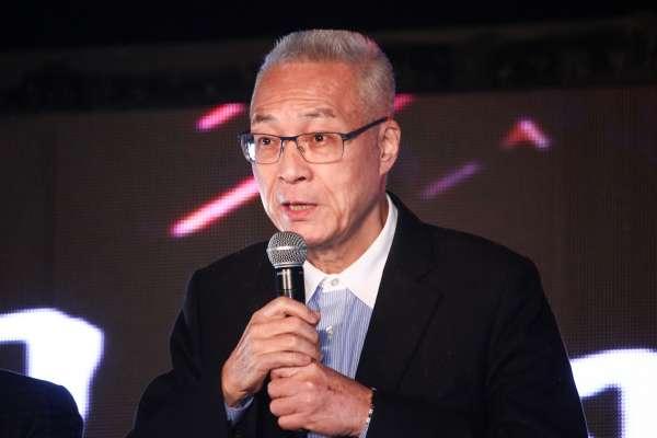 二二八紀念日譴責鋸銅像、慈湖潑漆事件 吳敦義:蔡政府搞鬥爭的副產品