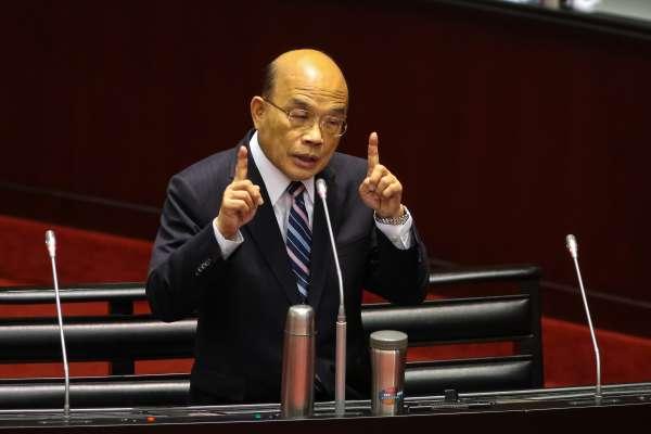 農地違章工廠「大限之日」快到了!蘇貞昌提3點決議:最優先輔導合法