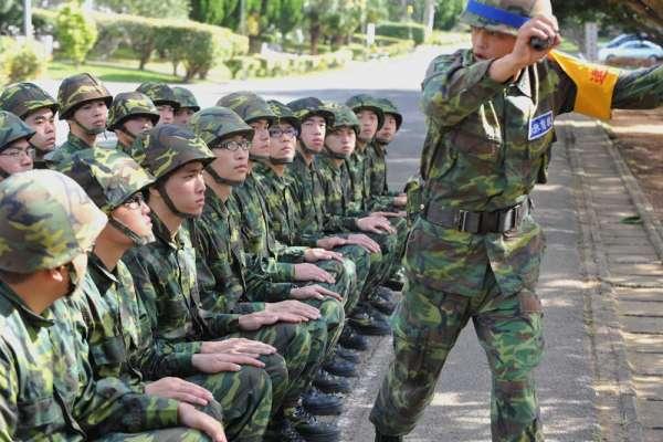 新新聞》募兵制損台灣戰力,美方看得心驚驚