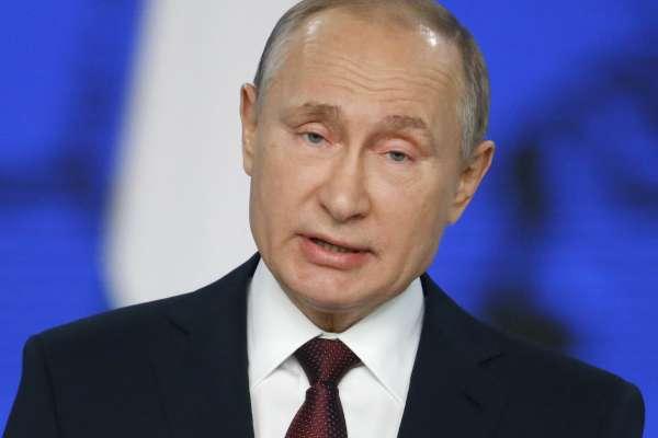 併吞克里米亞5周年》普京支持度跌至64% 歐美制裁迫使俄羅斯經濟停滯