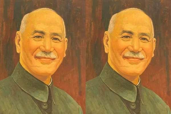蔣濟翔觀點:棄置的老蔣畫像你要嗎?