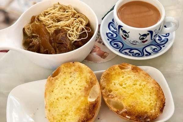 去香港只會飲茶就太可惜啦!激推10家「道地美味」,奶茶絲滑、菠蘿油香酥沒吃真的會後悔