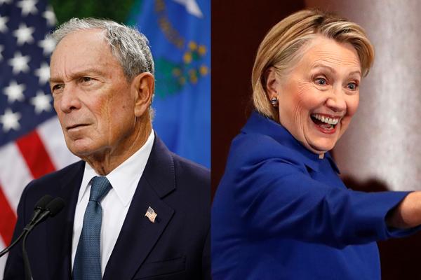 2020美國總統大選》民主黨逾20人爭提名參選 彭博、希拉蕊放棄問鼎白宮