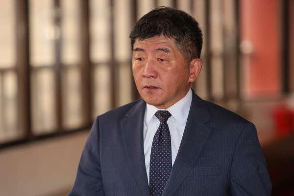 接受日媒專訪 陳時中警告:防疫體系排除台灣,恐危及東京奧運