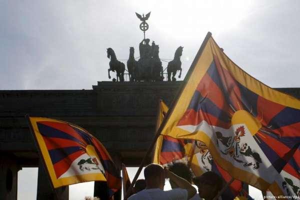西藏抗暴60周年》為西藏人的自由與自決升旗!德國數百城鎮抗暴60周年紀念活動,籲國際關注藏人人權
