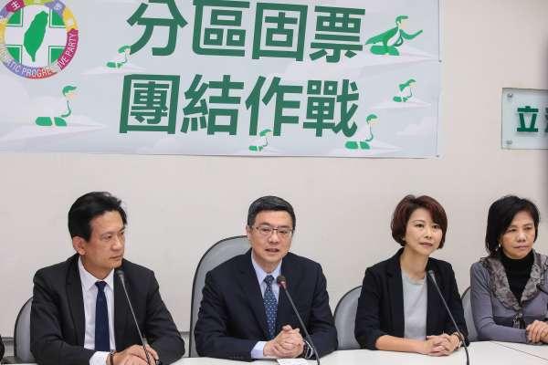 郭國文立委補選陷苦戰 卓榮泰向台南立委下動員令