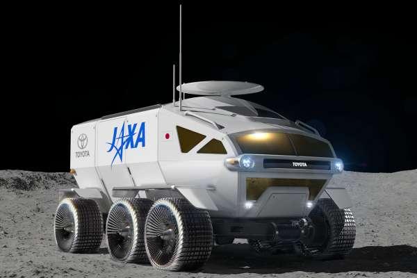 TOYOTA進軍月球市場!日本豐田汽車宣布與JAXA合作,未來可望不穿太空衣「搭車遊月球」