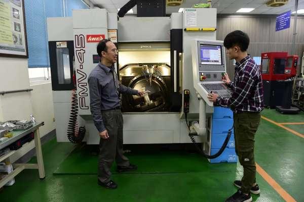 私立科大工科育專業技能 業界滿意度達九成五