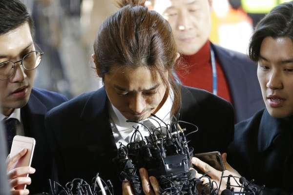 5900億韓元蒸發!南韓娛樂圈性醜聞風暴 5大娛樂公司股價跌慘了