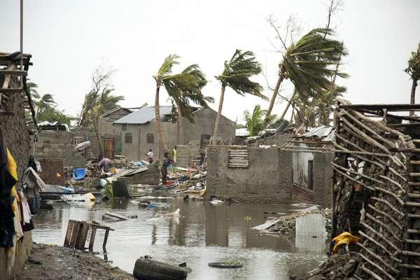 史上最大熱帶氣旋「伊代」襲擊非洲3國!莫三比克恐逾千人死亡、數十萬人坐困愁城
