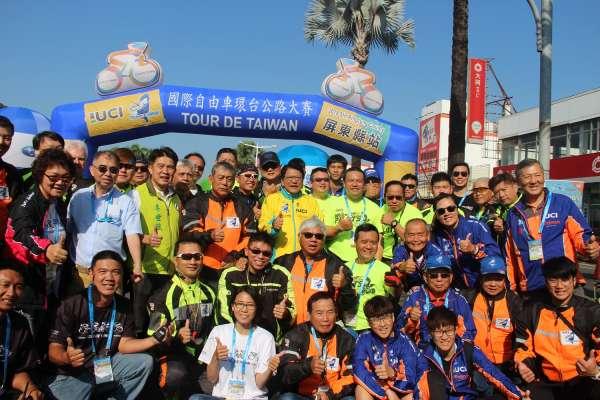 決勝國境之南 國際自由車環台賽屏東站熱情競速