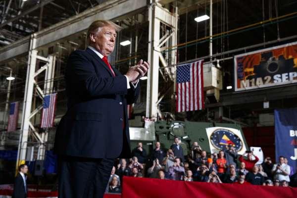 中美貿易戰》「我們正考慮對中國商品繼續徵收關稅」川普又放狠話,美媒稱中美談判已進入收尾