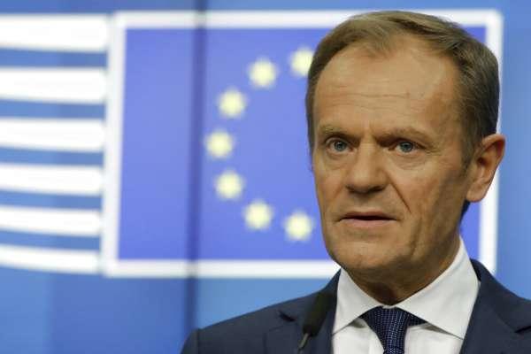 瑞典來鴻》常與川普開嗆的「歐盟總統」圖斯克的告別絕唱