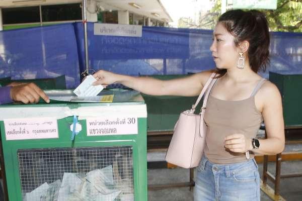 軍方量身打造.泰國大選登場》「獨裁軍頭」洗白變身「民選總理」在此一舉!