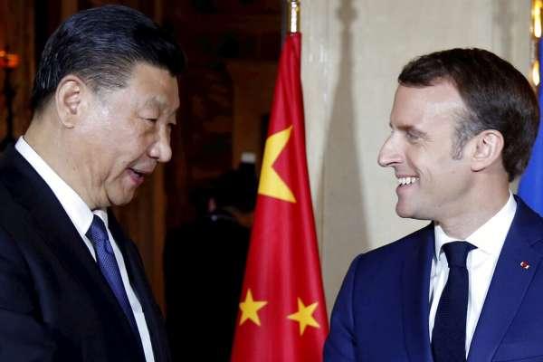 習近平訪問法國:中國與歐盟從「蜜月期」轉向「競合期」
