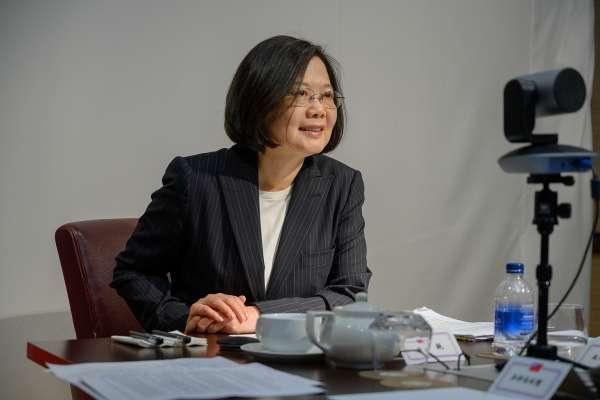 美國務卿表示將阻止中國孤立台灣 總統府致謝:持續推進與美方緊密關係
