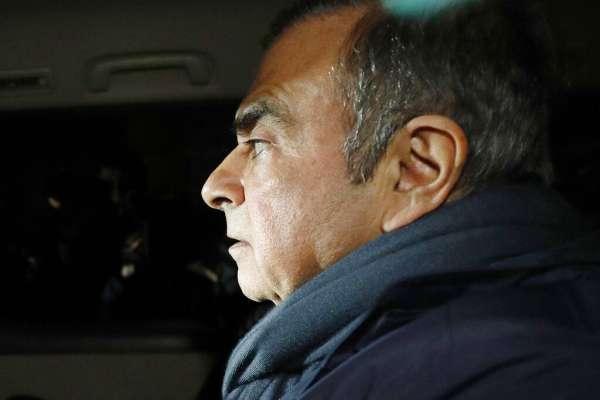 「日產救世主」戈恩第四度被捕》日本最高法院駁回辯方抗告,戈恩羈押期限可延至22日