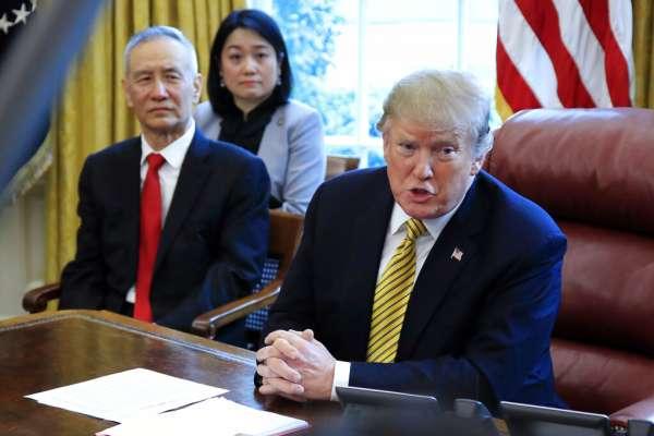 中美貿易談判破局內幕:習近平的三大底線與川普政府的八項要求