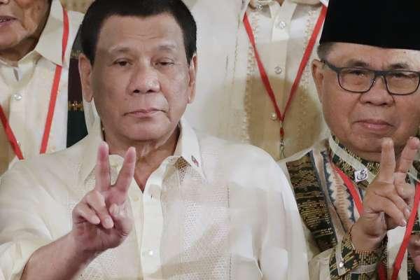 菲律賓施打疫苗速度緩慢讓杜特蒂怒了!揚言不接種就坐牢